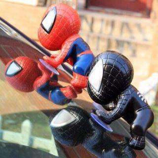 Spiderman Sucker Figurine