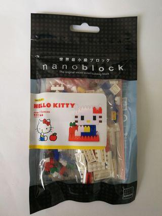 Nanoblock Hello Kitty - Mini Kit 世界最小級