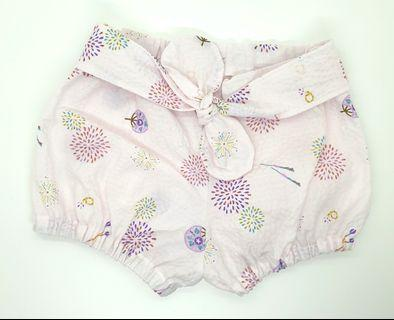 *3-6M* Bloomer shorts/ nappie cover
