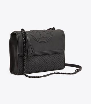 100% Authentic Tory Burch Matte Fleming Convertible