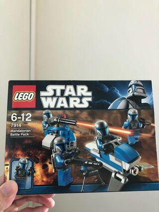 LEGO 7914 Star Wars