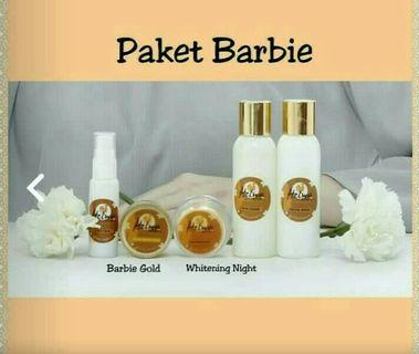 helwa beautycare barbie gold