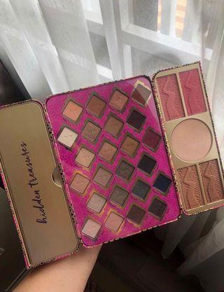 Tarte Treasure Box Makeup Collection Limited Edition Gift Set