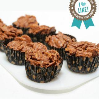 Kuih Raya - Homemade Chocolate Cookies
