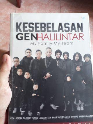 Buku gen halilintar