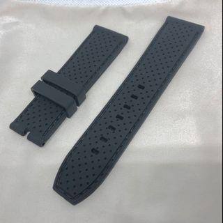 22mm Lugwidth Tropic Style Dive Rubber Strap