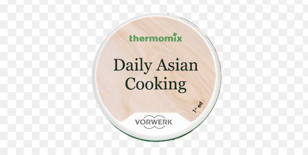 Thermomix TM5 Daily Asian Cooking Chip/Book Exchange