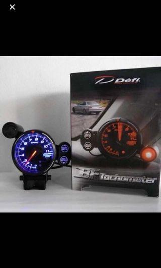 Defi Big Tachometer RPM