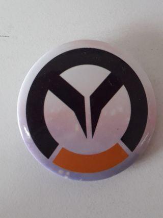 🚚 Overwatch Badge