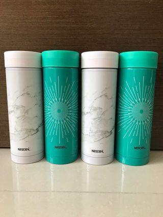 All 4 for $20 - BN Nescafe Thermal Flask