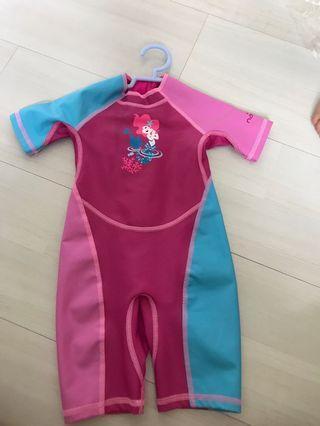 Wetsuit / Thermal Swim Wear 18M