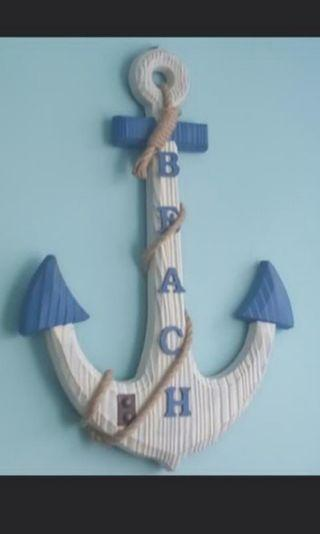 Nautical Beach Achor Decoration