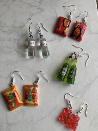 Handmade Charm Earrings