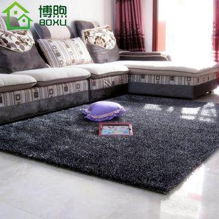 KOREAN SILK AREA RUG 140 X 200cm