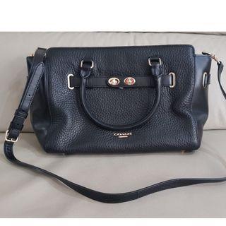 Coach sling handbag. Brand New, Leather. For $260.