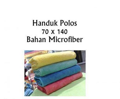 Handuk microfiber 70 x 140