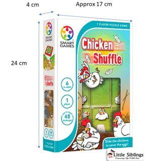 Smart Games - Puzzle Game - Chicken Shuffle