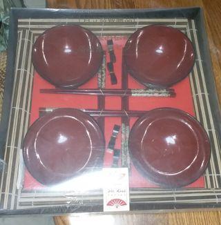 壽司工具 壽司捲簾 竹簾 紫菜包飯專用工具 壽司DIY用具 筷子 碗