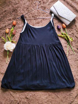 #Bapau ballon black dress