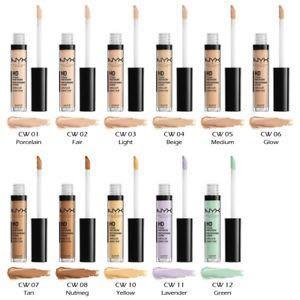 NYX HD Photogenic Concealer #MRTJurongEast