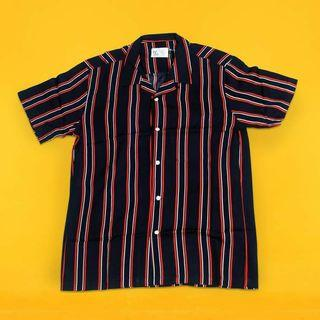 Midnight Striped Rouge Shirt