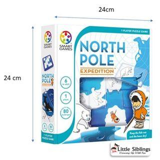 SmartGames - Puzzle Games - North Pole Expedition
