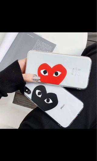 Playheart iPhone casing