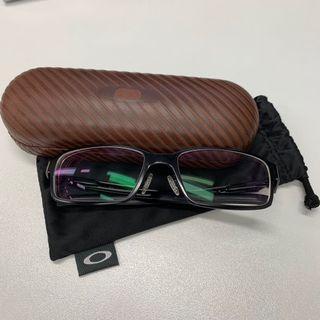 85% 新淨 正版Oakley 光學眼鏡框 Deringer 54 送原裝盒同眼鏡袋