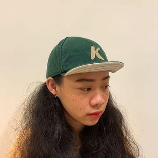 古著 美式短簷帽 翻簷帽 / Vintage Cap