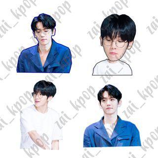 Baekhyun 貼紙