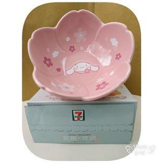 7仔 玉桂狗 花形 陶瓷碗 只限一隻 現貨超值價$58元
