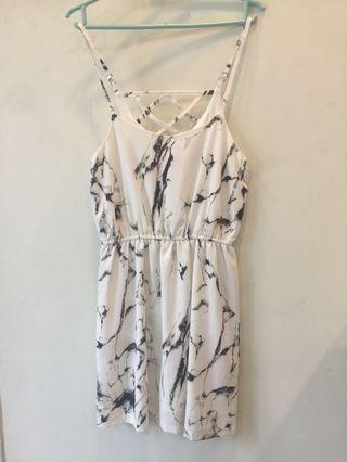 Marble design Dress