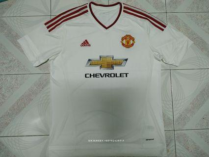 Manchester United Jersey away kit 15/16
