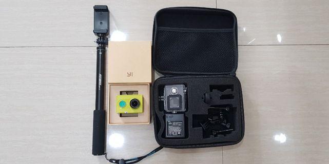Kamera Xiaomi Yi Lengkap Murah dan Bagus