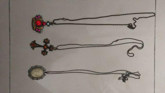 necklace hkd 10 each
