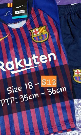 🚚 Kids Barcelona Jersey