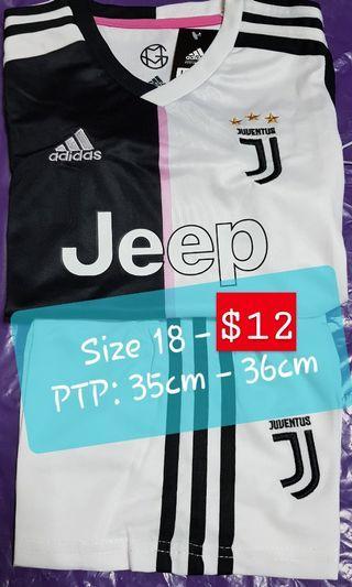 🚚 Junior Juventus Jersey