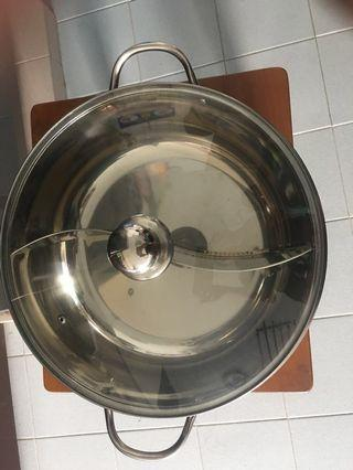 🚚 Steamboat Pot(stainless steel)