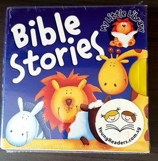 Bible stories (My little Library)