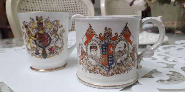 English Souvenir / Commemorative Mugs