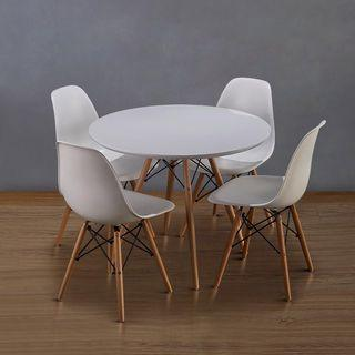 Table/Dining table/Coffee table/Eames table set 1+4