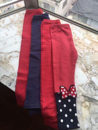 Girl's pants size140