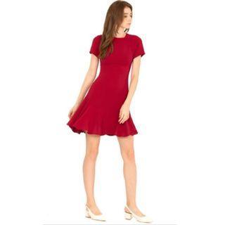 Doublewoot BO Duremika Dress (Red)