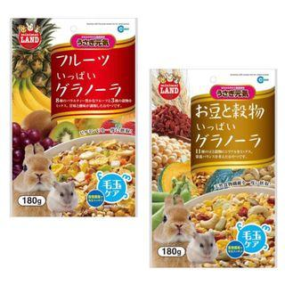 MARUKAN GRANOLA CEREAL MIX / FRUIT AND CEREAL MIX 180g
