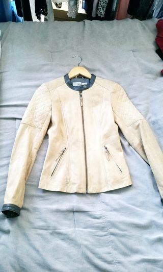 Holt Renfrew Genuine Leather Jacket