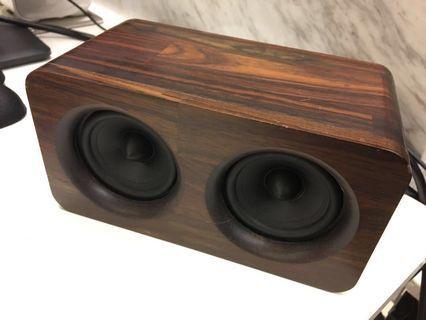 MINFORT|MIN 623/P 台灣手工實木無線藍芽喇叭