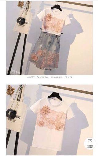 🚚 上衣+裙子