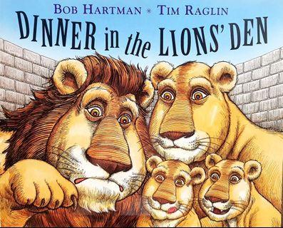 Dinner in the Lion's Den