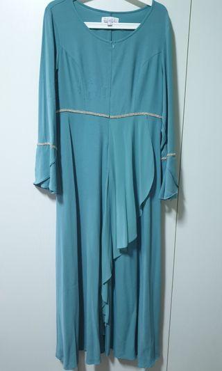 Zawara Jubah Long Dress
