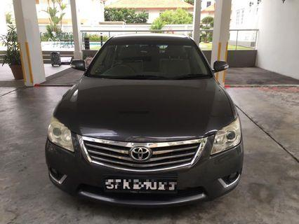 Toyota Camry 2.0 Auto